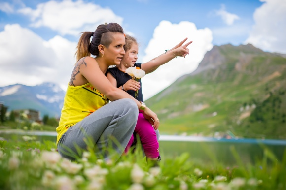 Marie et Mélirose  Crédit Photo : Tristan Shu