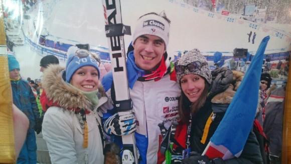 Johan et ses deux soeurs