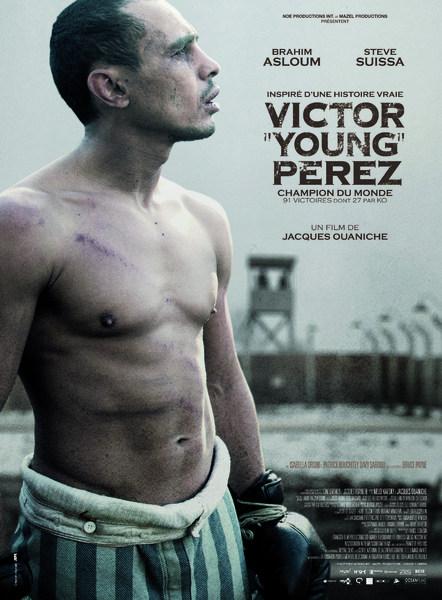 """L'affiche du film """"Victor Young Pérez"""""""